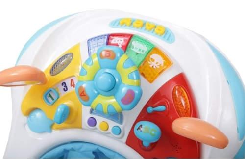 Pultík z interaktivními hračkami zabaví děti na dlouhou dobu